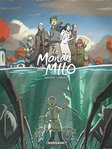 Le Monde de Milo - tome 3 - Reine noire (La)