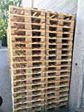 Palette europe usagée 80 x 120 cm idéal pour fabrication de mobilier en bois