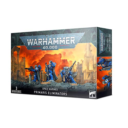 Warhammer 40,000 Space Marines Primaris Eliminators Set