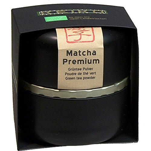 Matcha Premium Grüntee Pulver - 30gr