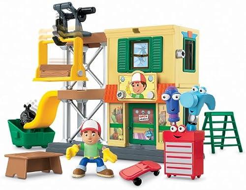 Disney - Manny′s Workshop - Handy Manny
