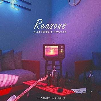 Reasons (feat. kísleifs & Arthur V)