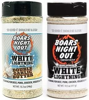 white lightning bbq rub