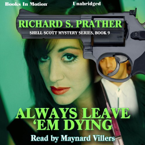 Always Leave 'Em Dying audiobook cover art