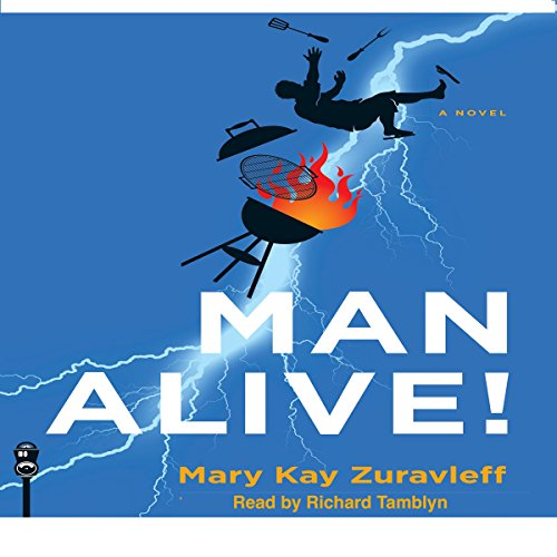 Man Alive! audiobook cover art