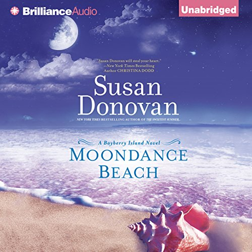 Moondance Beach audiobook cover art
