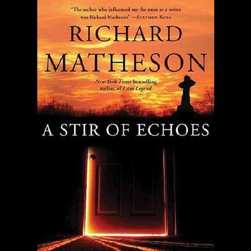 A Stir of Echoes audiobook cover art