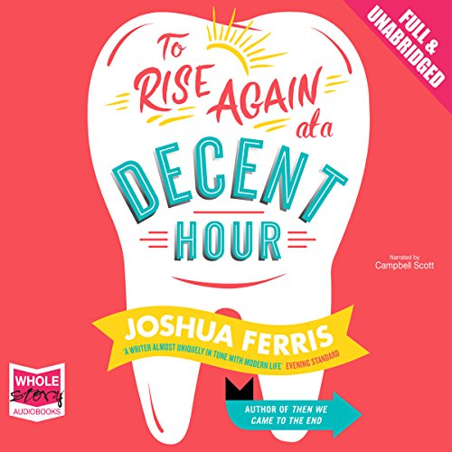 To Rise Again at a Decent Hour cover art