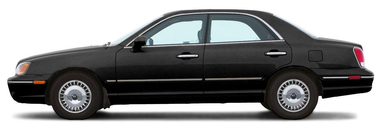 amazon com 2001 hyundai xg300 reviews images and specs vehicles rh amazon com 2001 Hyundai XG300 MPG Inside 2001 Hyundai XG300