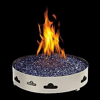 Napoleon MEGB Fireplace Glass Embers Media Kit for Patioflame - Blue