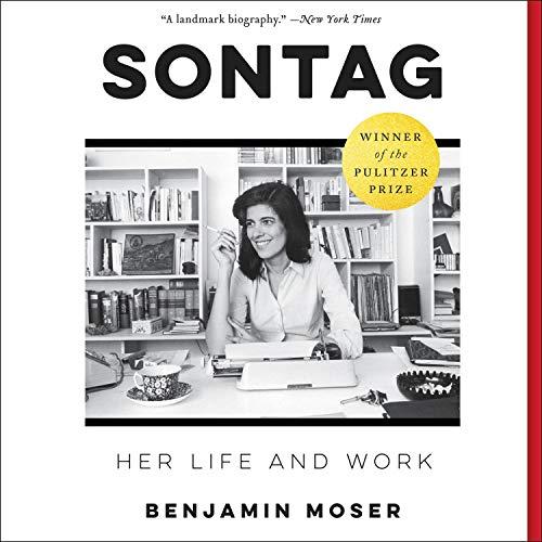 Sontag Audiobook By Benjamin Moser cover art