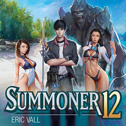 Page de couverture de Summoner 12