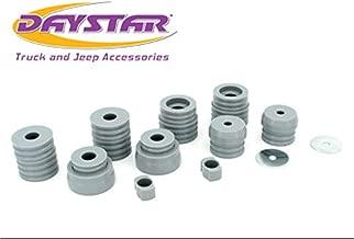Daystar, Ford SportTrac Kevlar infused polyurethane Body Mounts, fits 2001 to 2005 2/4WD, KF04015KV, Made in America