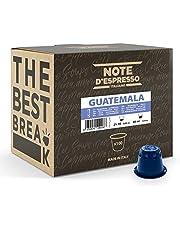 Note d'Espresso - Guatemala - Capsules de Café - Exclusivement Compatible avec Machine Nespresso* - 100 x 5,6 g