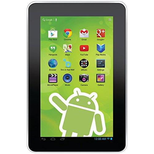 ZEKI 7' Android 4.3 Quad-Core Tablet (TBQG774B)