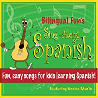 Bilingual Funs Sing-Along Spanish