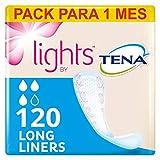 Tena Long Linear, Protege slip Incontinencia - 120 Unidades (6x20) (76182200)