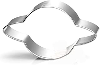 WJSYSHOP Planet Cookie Cutter Stainless Steel