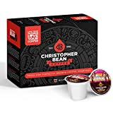 Hawaiian Kona Blend Single Coffee Cup, 100% Recyclable Single Serve Non-Flavored K-Cup, 100% Arabica, No Sugar, No Fats, No Additives, 18 Cups of Regular Coffee Per Box – Christopher Bean Coffee