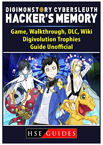 Digimon Story Cyber Sleuth Hackers Memory Game, Walkthrough, DLC, Wiki, Digivolution, Trophies, Guide Unofficial