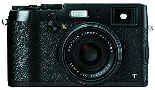 Fujifilm X100T 16 MP Digital Camera (Black)