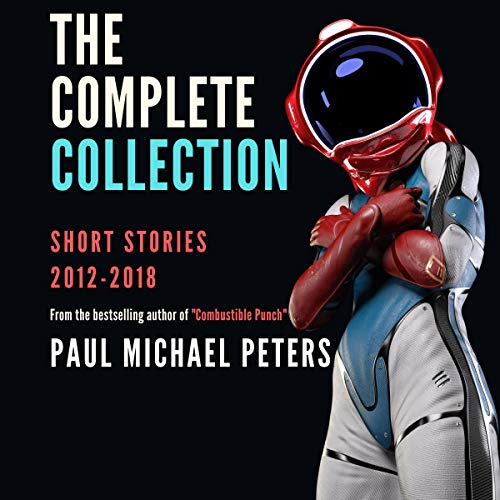 Paul Michael Peters cover art