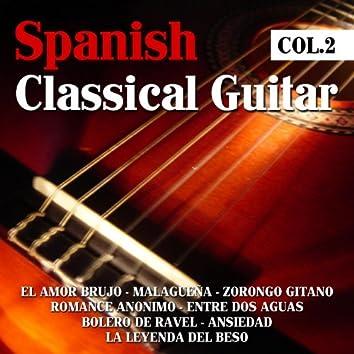 Spanish Classical Guitar Vol.2