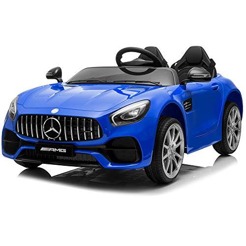 Kidzone 12V 7AH 45W 2 Seater Licensed Mercedes-Benz AMG GT...
