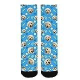 Customized Dog Socks Custom Pet Socks Turn your Dog Picture into Custom Socks Cat Socks Unisex