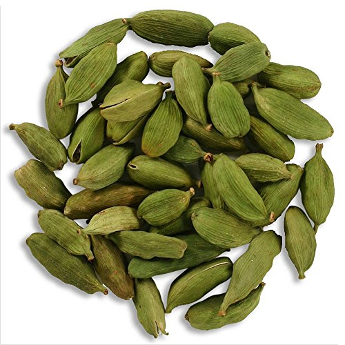 Frontier Co-op Organic Whole Green Cardamom Pods 1lb