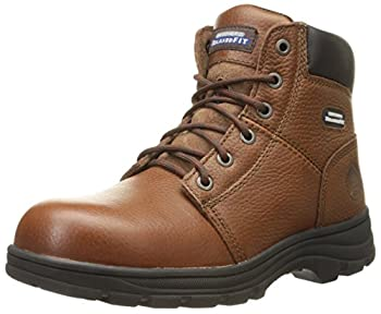 Skechers Work Workshire - Relaxed Fit Brown 9.5 D (M)