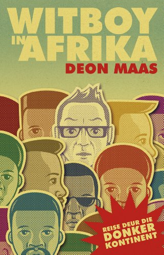 Witboy in Afrika (Afrikaans Edition)