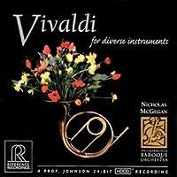 Vivaldi: For Diverse Instruments (1997-07-08)