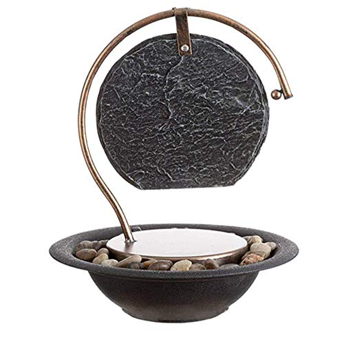 Darice Small Gong Water Fountain: 11 inches