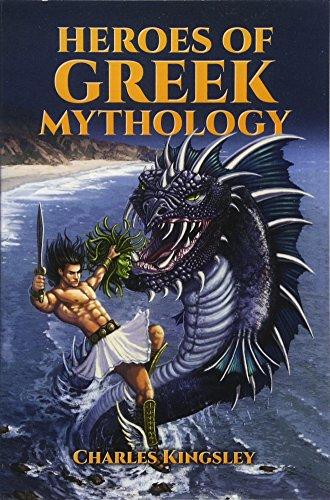 Heroes of Greek Mythology (Dover Children's Classics)