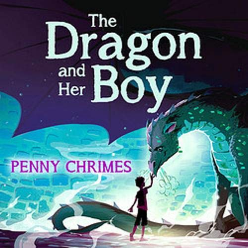 The Dragon and Her Boy cover art