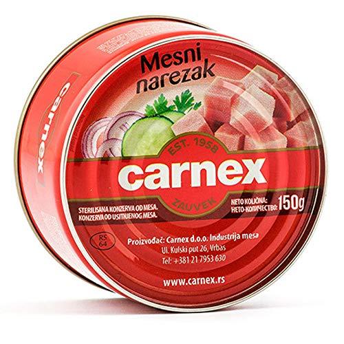 Carnex Mesni narezak Frühstücksfleisch 150 g