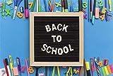 Aliyz 5x3ft Polyester Kinder Studenten Back to School Kulissen für Fotografie Kindergarten...