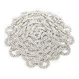 Decoración De Diamantes De Imitación, Adornos De Diamantes De Imitación Brillantes Conveniente para Fiestas De Cumpleaños para Sombreros para Cenas De Empresa para Fiestas Navideñas