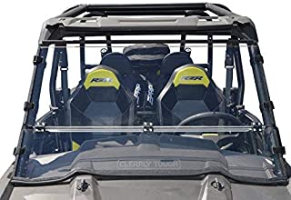 rzr glass windshield
