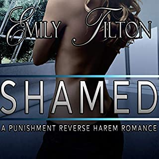 Shamed: A Punishment Reverse Harem Romance cover art