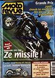 MOTO REVUE [No 3278] du 24/04/1997 - GRANDS PRIX : JAPON, CHAUDS LES MARRONS ! MX 250 : UN DUEL D'ANTHOLOGIE. ESSAI COMPLET MR. KAWASAKI ZRX 1100 ZE MISSILE ! PREMIER ESSAI - HONDA VT 750 C2 : LE CUST... HOMME TRANQUILLE.