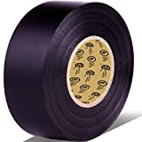Black Electrical Tape by LYLTECH,Size : 66 feet x 3/4 inch x 0.07 mil,Pass UL/CSA Certification. Waterproof,Flame Retardant,Strong Adhesive, 600V with 14℉ to 176℉(Black)