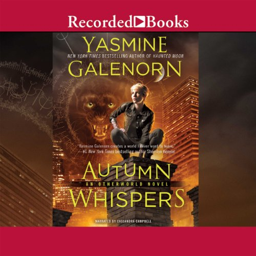 Autumn Whispers audiobook cover art