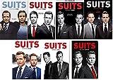 Suits Seasons 1-7