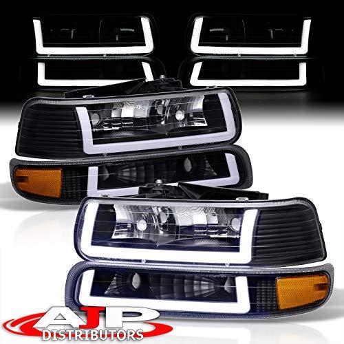 01 silverado euro headlights - 8