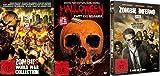 20 Horrorfilme HALLOWEEN & ZOMBIE Box Collection FRIGHT NIGHT - NIGHT OF THE LIVING DEAD - VAMPIRE HUNTER - CARNIVAL OF SOULS Splatter Zombies Dämonen Kult & Klassiker DVD