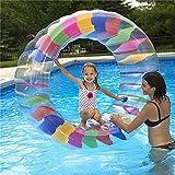 LWOZ Water Roller, Inflatable Roller Wheel,...