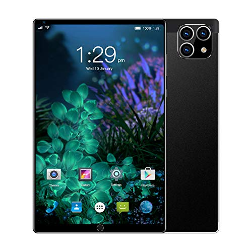SSSY Tablet 8 Pulgadas, Tableta Android 6.0, Procesador Cuatro Núcleos, 1GB RAM, 16G ROM, 2G Wi-Fi 2MP + 5MP Cámara Dual, FM, GPS, Pantalla IPS Full HD de 1280x800