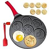 Pancake Pan Mold Non-Stick griddle